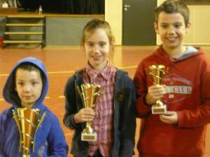 3 petits champions