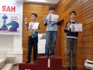 Stefan podium